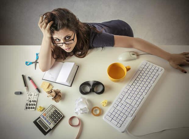 Быстрый тест: что вещи на твоём столе говорят о тебе?