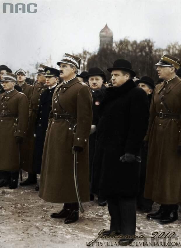 Раздел Польши глазами белоэмигранта. 1939 год.