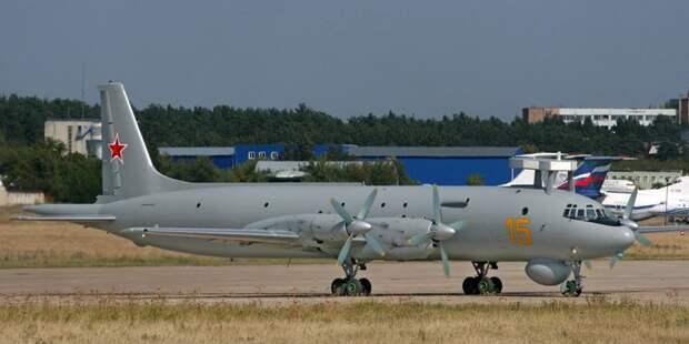 Модернизированный Ил-38Н
