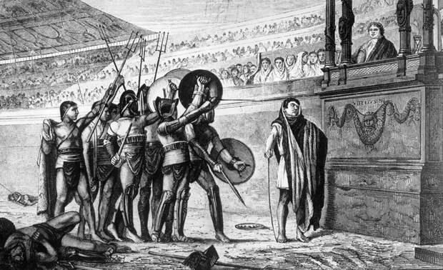 Гладиаторы Рима: как ковали силу лучших бойцов эпохи