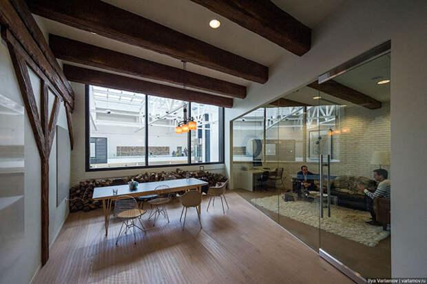 Лучший офис в Кремниевой долине: Airbnb