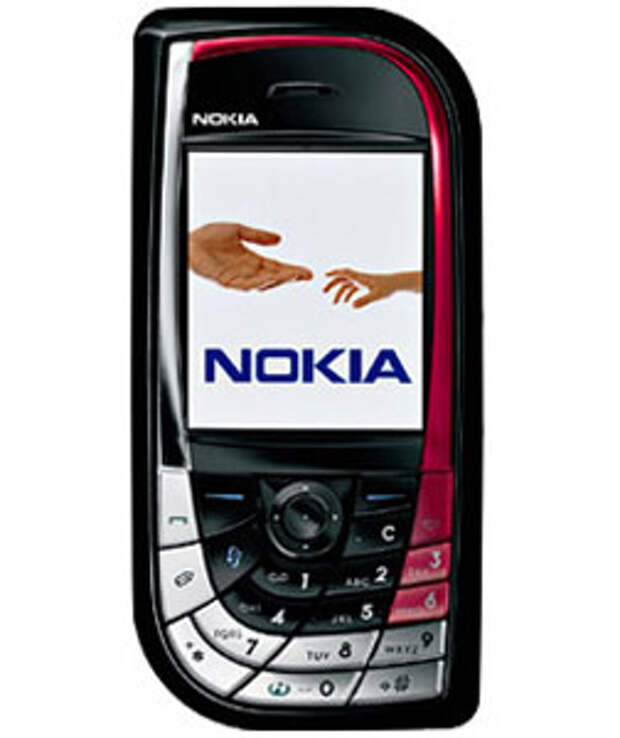 Nokia 7610: теперь – без квадратиков
