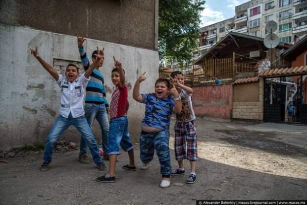 Шокирующий бизнес: как болгарские цыгане зарабатывают на торговле детьми