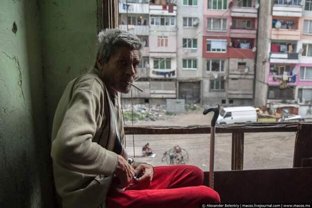 Не понимаю, как так можно жить. Цыганское гетто в Болгарии