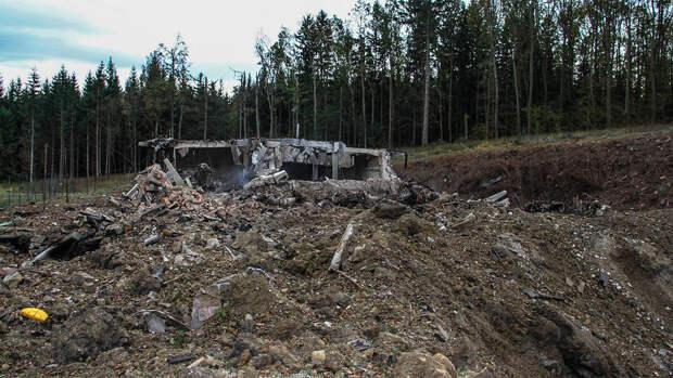 В Чехии требуют компенсации за взрыв складов во Врбетице