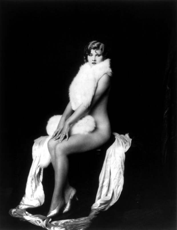 Фрида Майерс. Работы Альфреда Чейни Джонстона (Alfred Cheney Johnston).