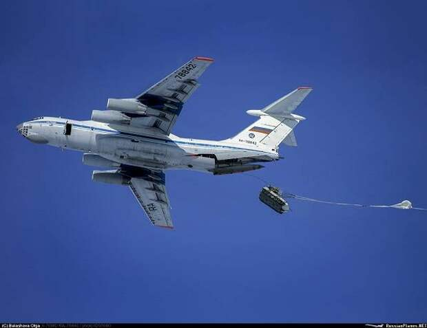 Ил-76: ветеран, не собирающийся на пенсию