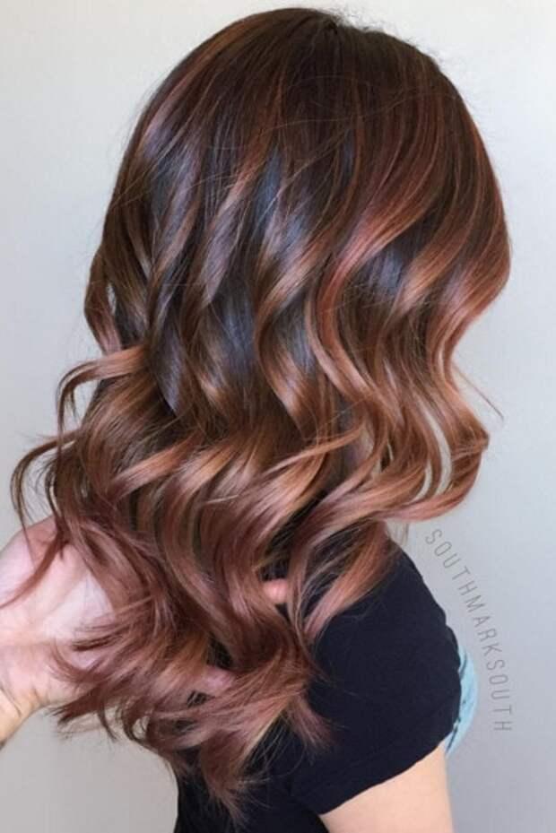 Когда погода меняется: лучшие цвета осенних волос, которые нужно попробовать