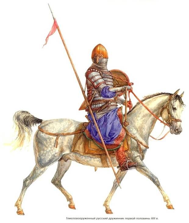 770 лет назад, 17 августа 1245 г.: битва под Ярославом.