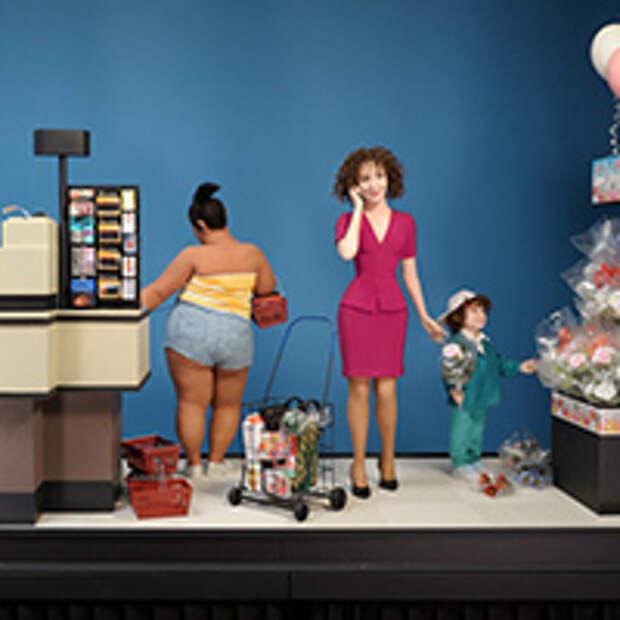 Авторские куклы Лизы Лихтенфельс
