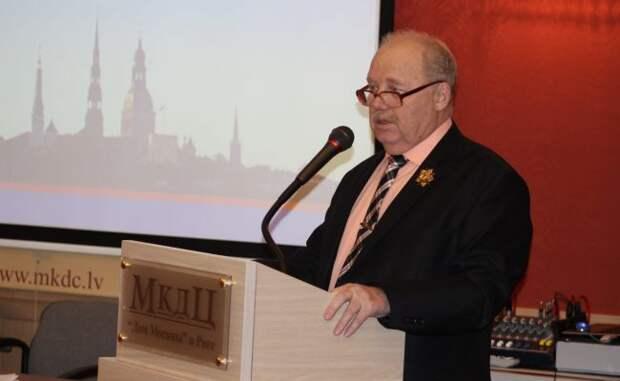 Митрофанов: Власти совершили вызывающий шаг против русских Латвии