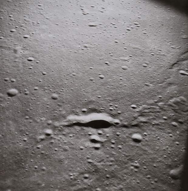 1969. май. Море Спокойствия. Лунные пейзажи