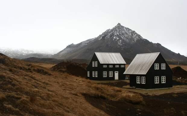 Хеллнар, Исландия.