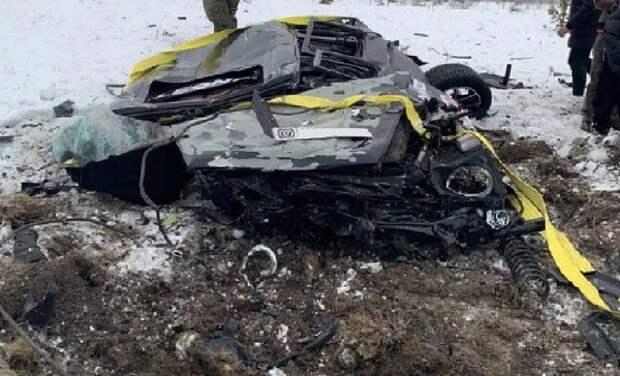 Владелец Gelandewagen объяснил, почему он сбросил машину с вертолета
