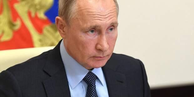 Президент и СБ РФ обсудили ситуацию в Нагорном Карабахе