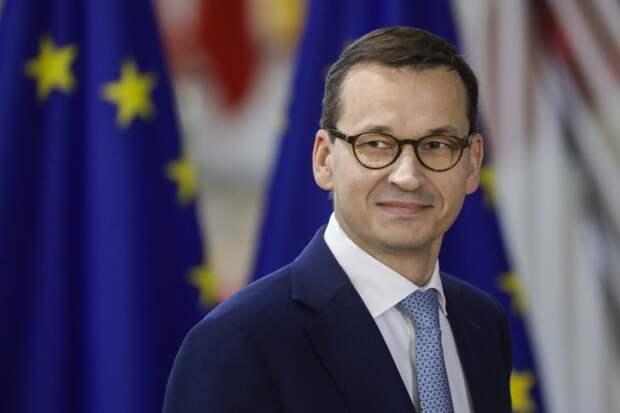 Премьер-министр Польши обвинил СССР в сотрудничестве с нацистской Германией