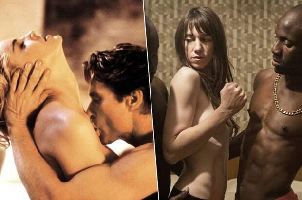 Носочки на член, накладки на влагалище: как снимаются интимные сцены вкино