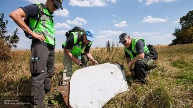 Крушение MH17: у Запада появляются проблески здравомыслия в адрес РФ