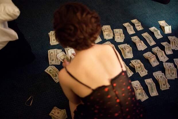Жизнь проститутки