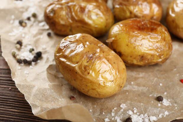 Ешь картошку 4 раза в неделю? Жди высокого давления