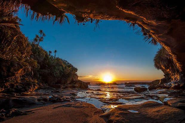 Остров Южный — настоящий рай на Земле