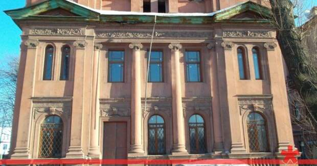В Петербурге сдали в аренду особняк Колобовых за 1 рубль