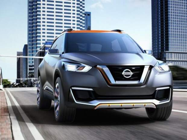 Nissan может вывести на рынок новый компактный кроссовер в 2016 году