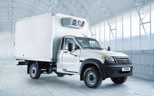 УАЗ представил новую версию Профи: ей высокие цены на бензин не страшны!