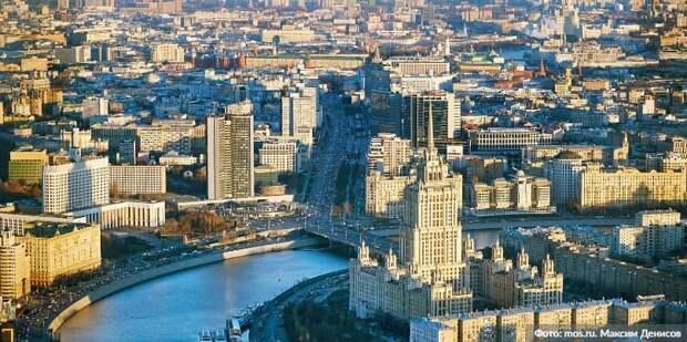 Москва продолжает улучшать позиции в международных рейтингах. Фото: М. Денисов mos.ru