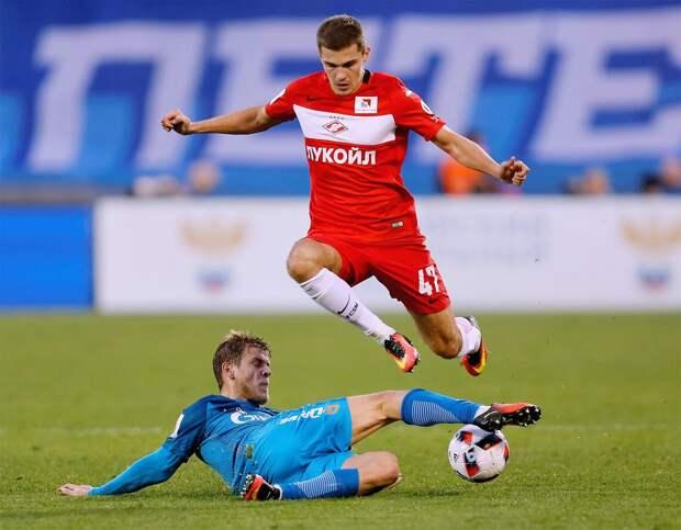 Газизов: «Сегодня надо признать, что «Спартак» набирал очки, потому что Зобнин играл на правом фланге»