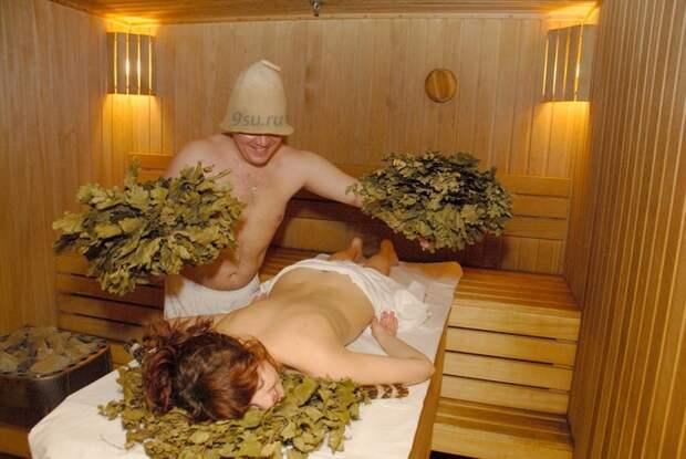 Польза русской бани для здоровья