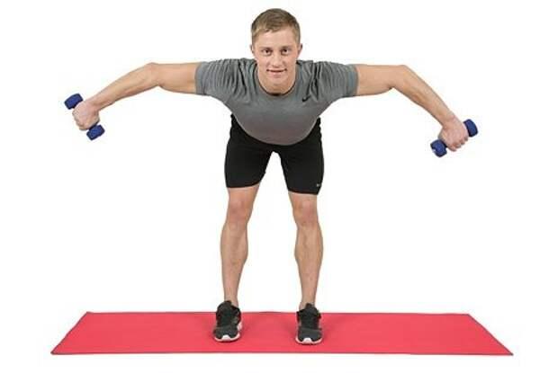 БЫТЬ В ФОРМЕ. Упражнения для спины