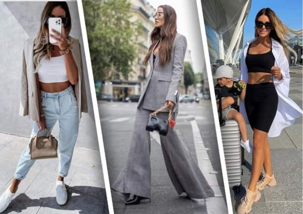 8 секретов от стилиста, как казаться выше без каблуков