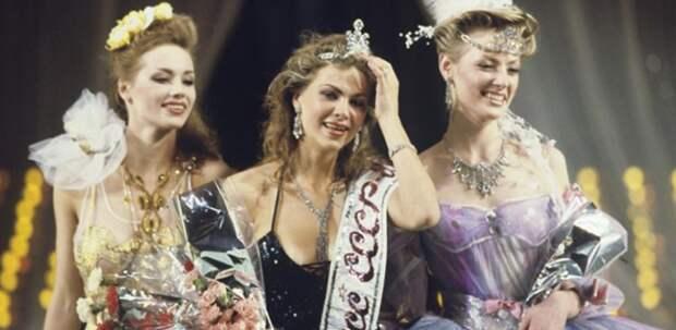 Первые красавицы России