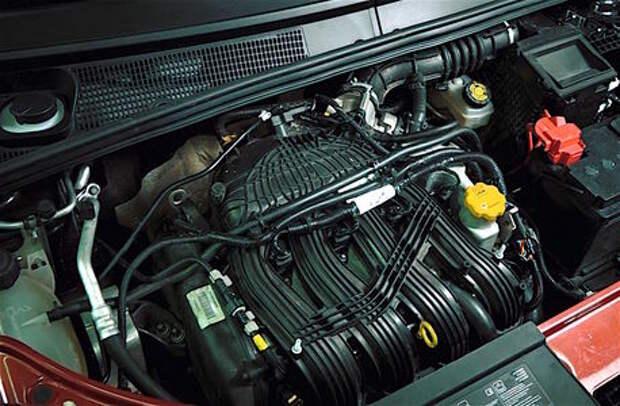 Обслуживаем двигатель ВАЗ-21179 (1,8 л): не подлезешь