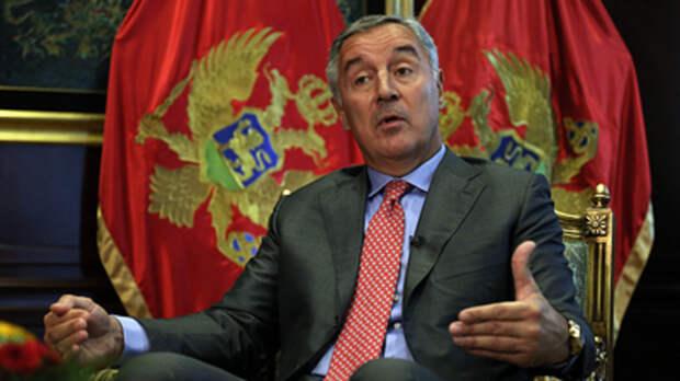 Режим Джукановича в Черногории пал, заявили представители оппозиции