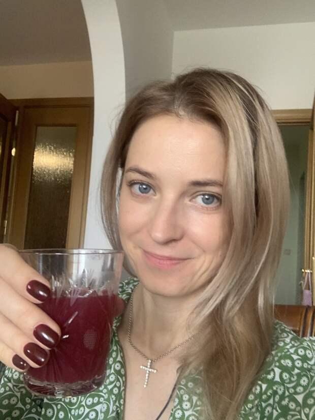 Поклонская поздравила Зеленского с днём рождения на украинском языке
