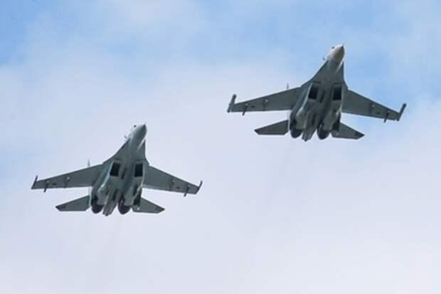 США обвинили российских летчиков в непрофессионализме