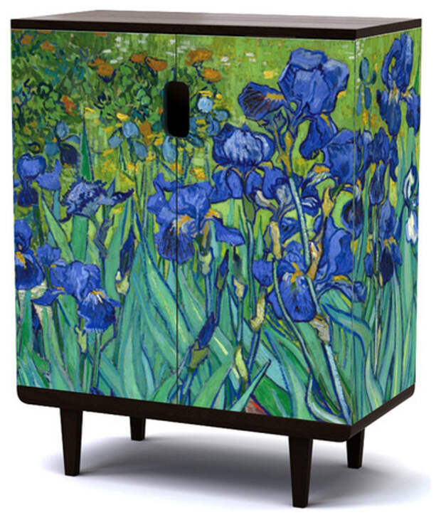 Современный Шкафы для хранения by The IDEA Фабрика мебели