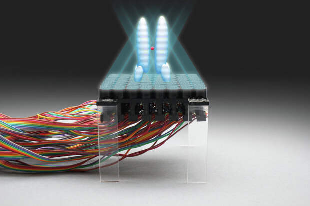 """Физики создали первый звуковой """"притягивающий луч"""""""