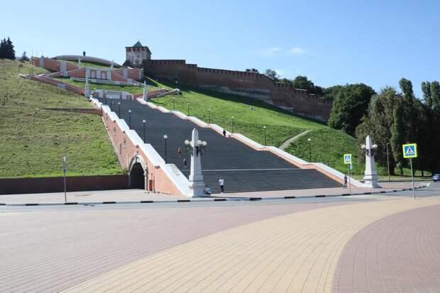 Мэр Нижнего Новгорода назвал варианты мест, которые могут украсить купюру в 1 000 рублей