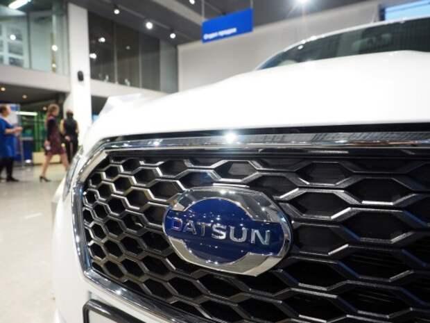 Datsun хочет поставлять собранные в России автомобили в Казахстан и Белоруссию