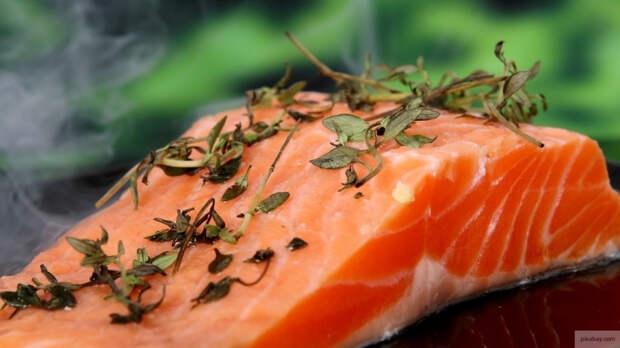 Названы полезные свойства рыбных блюд для организма