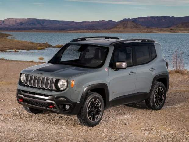 Jeep может выпустить кроссовер меньше Renegade