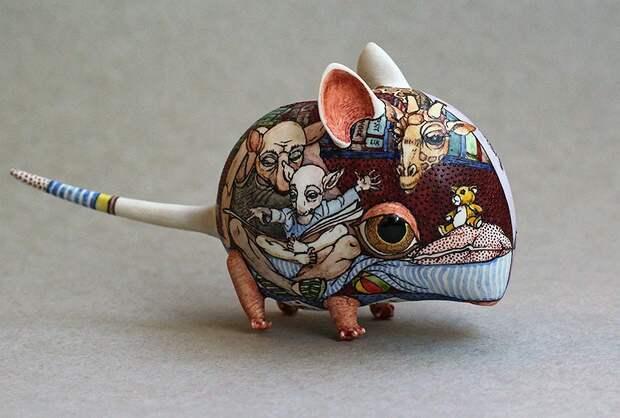 статуэтки животных-11