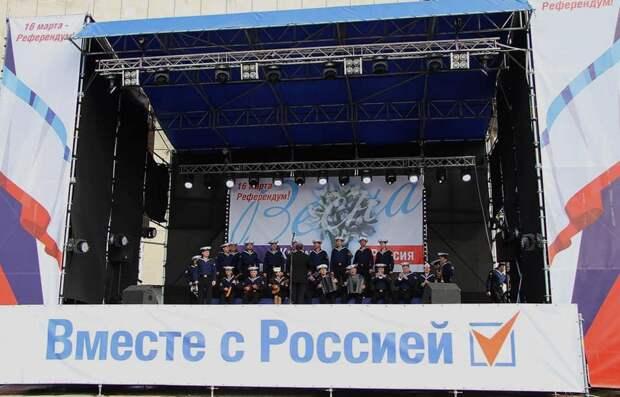 Годовщину «Крымской весны» решили отметить по-тихому