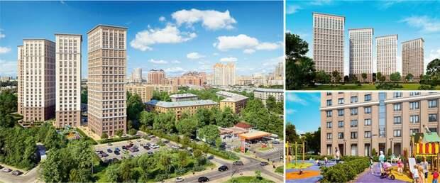 На месте промзоны «Октябрьское Поле» построят технопарк, школу и детский сад