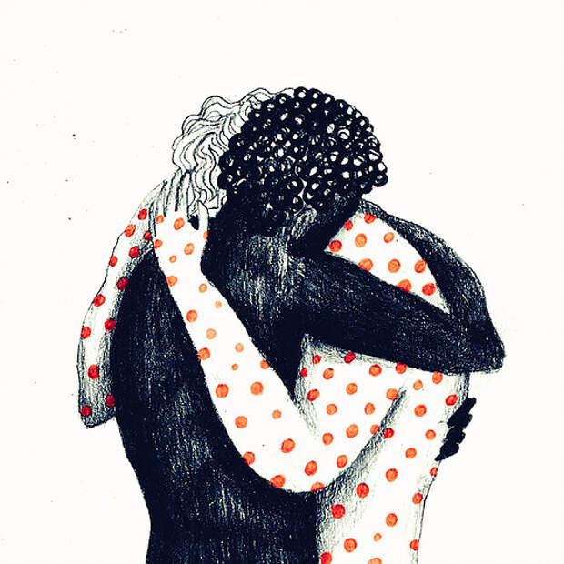 7 типов любовных отношений