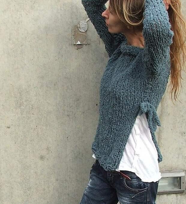 Идея переделки свитера
