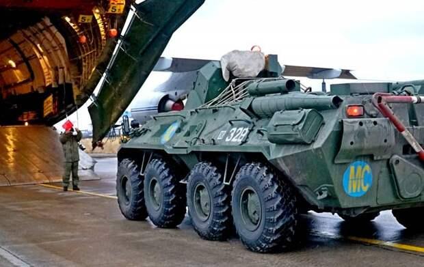 SouthFront: Мало кто осознал, что русские войска вошли на территорию Азербайджана
